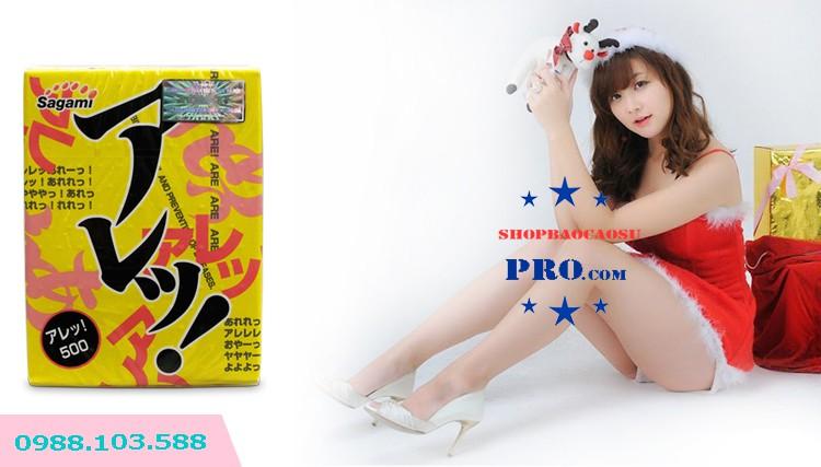 bao cao su gai super dots one stage