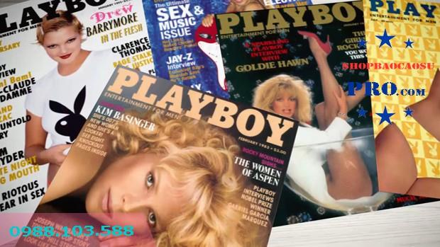 bao cao su playboy 3 trong 1