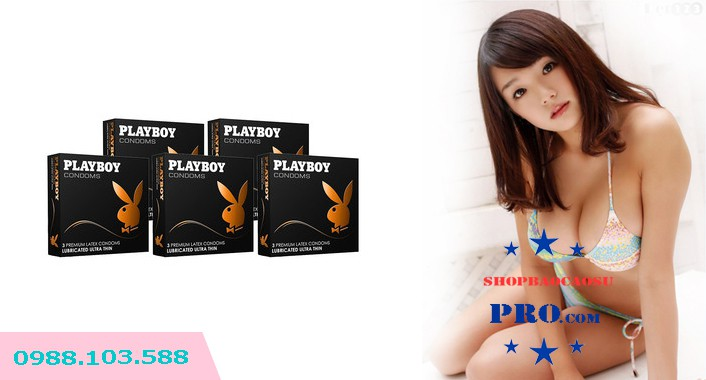 playboy ultra thin