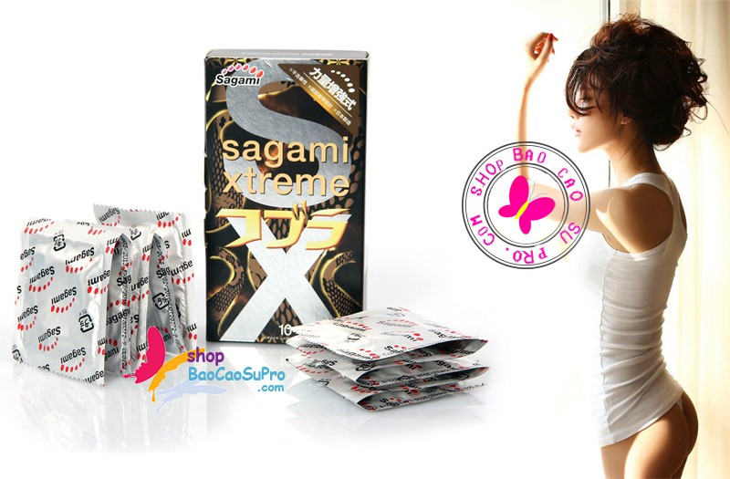 Sagami Xtreme Cobra