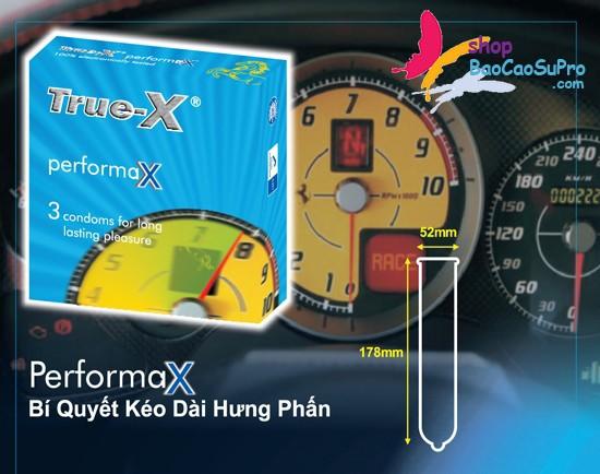 true-x performaX