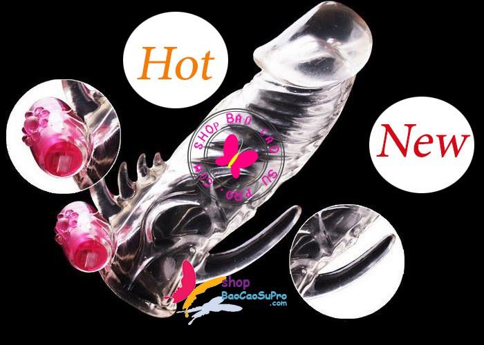 bao cao su don den rung penis hot 2015