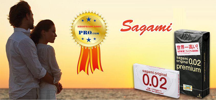 bao cao su sagami sử dụng chất liệu polyurethane