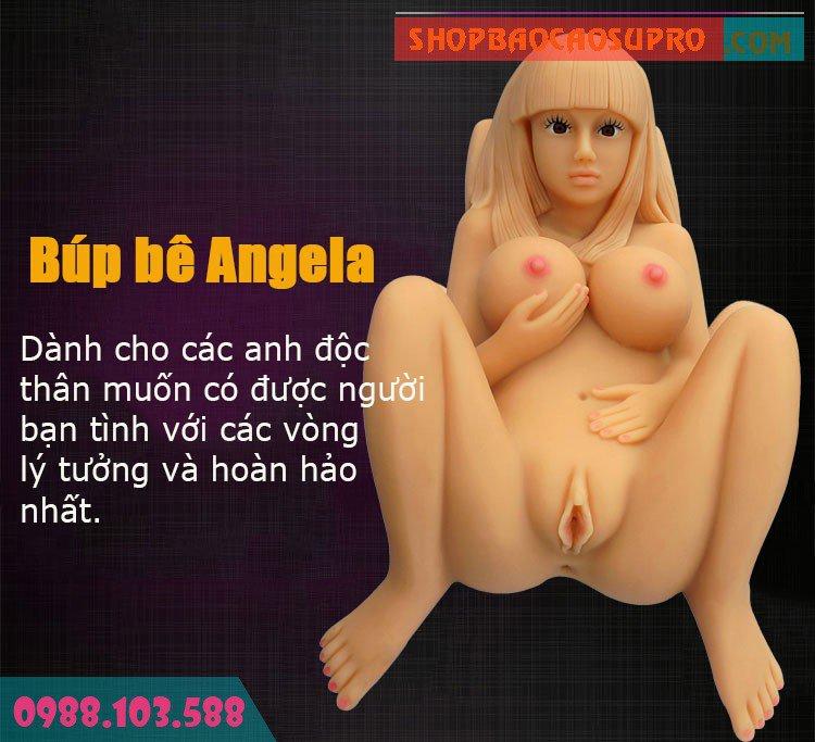 búp bê tình dục angela kích thích vô cùng