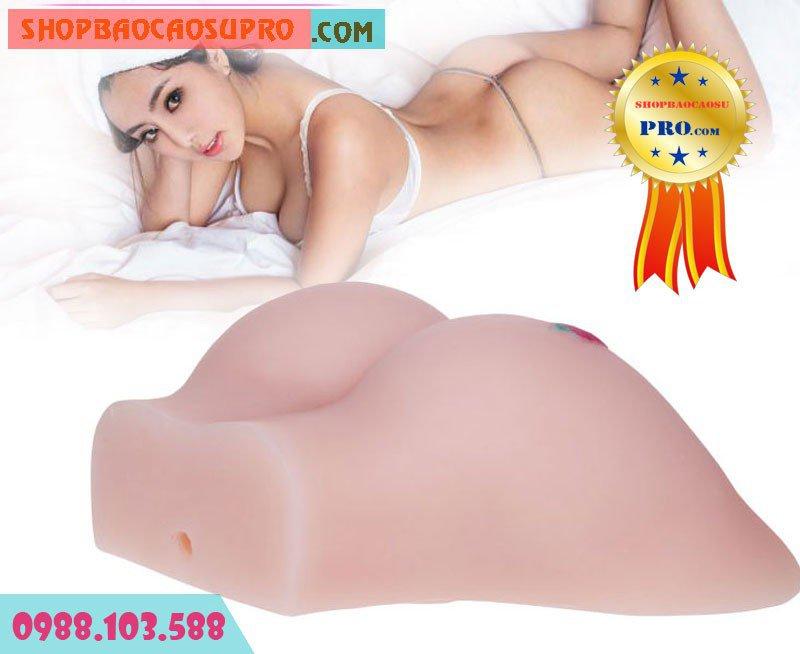 búp bê tình dục passion lady nằm sấp