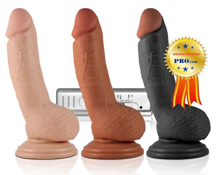 các loại đồ chơi tình dục sản xuất từ silicon an toàn cho sức khỏe