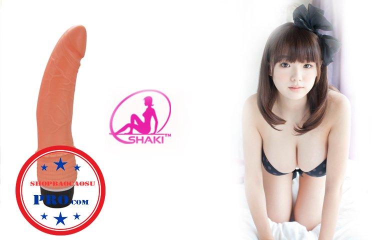 đồ chơi tình dục dương vật giả dáng cong