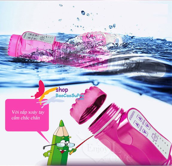 đồ chơi tình dục dương vật rabit chống thấm nước
