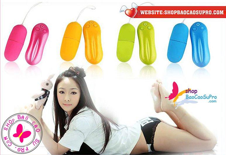 đồ chơi tình dục trứng rung tình yêu không dây wireless