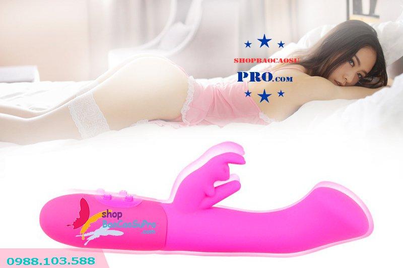 dương vật giả massage alisa 10 chế độ rung