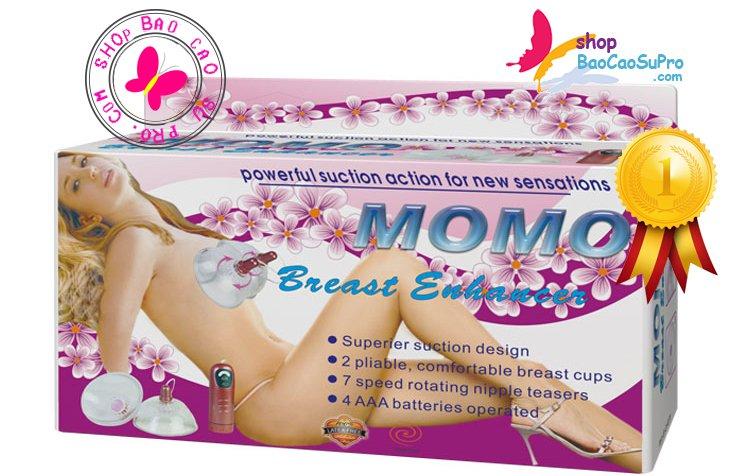 máy Massage ngực momo