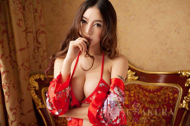 đồ ngủ kimono review b