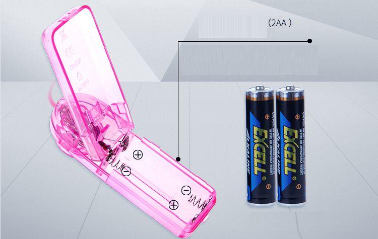 sản phẩm mua sextoy sử dụng 2pin aa
