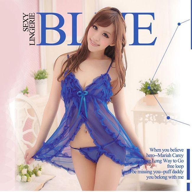 áo ngủ gợi dục