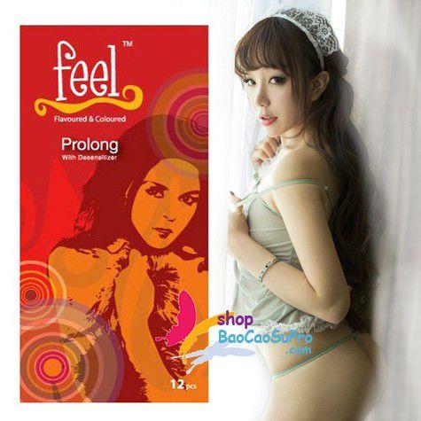 Bao Cao Su Feel Prolong