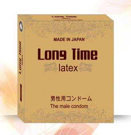 bao cao su long time