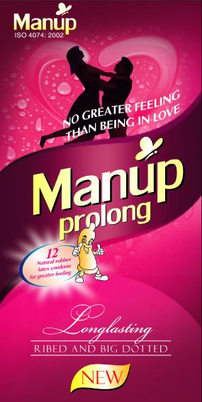 Bao cao su Manup Prolong