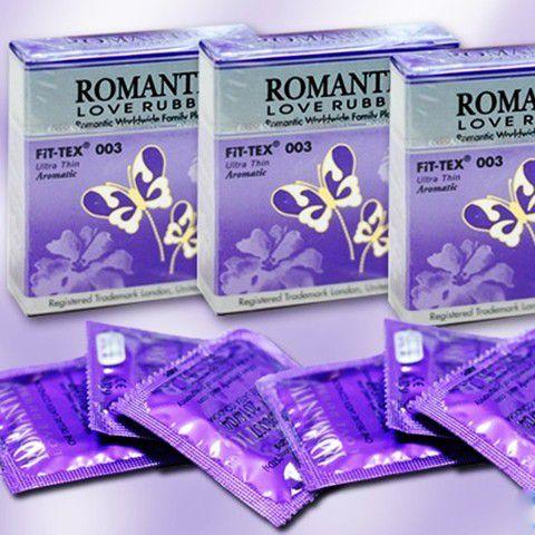 Bao cao su romantic Fit-Tex 003  2