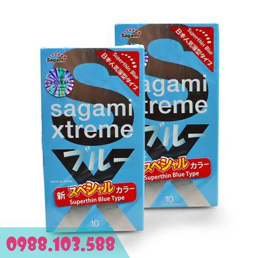 Bao Cao su Sagami Rola Standard siêu mỏng