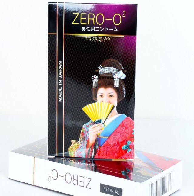 Bao cao su Zero o2