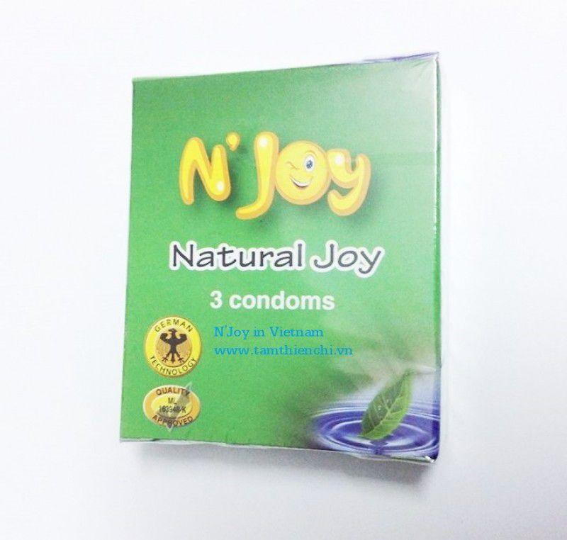 Bao cao su N'Joy