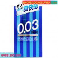 Trải Nghiệm Đặc Biệt Với Bao Cao Su Jex Invi 0.03 Cool - Mát Lạnh, Sảng Khoái Mùa Hè
