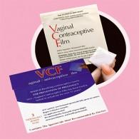 Sung Sướng Không Giới Hạn Với 1 hộp Màng phim tránh thai VCF