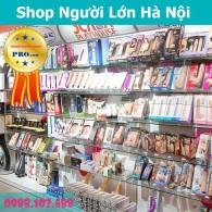 Mua sextoy tại shop người lớn Hà Nội hàng chính hãng