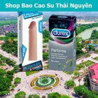 Shop bao cao su Thái Nguyên - Chuyên phân phối sỉ, lẻ