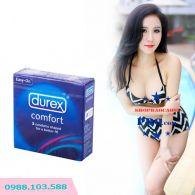 Bao cao su Durex Comfort