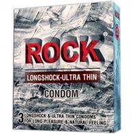 Yêu Thật Lâu -  Cực Nam Tính với Bao Cao Su Rock Gân Gai - Chống Xuất Tinh Sớm