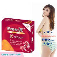 Bao cao su True-X X'trojan
