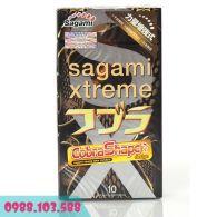 Bao cao su Sagami Xtreme Cobar