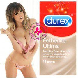 Bao cao su  DUREX Fetherlite Ultima