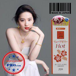 Ấm áp ngọt ngào - Tăng khoái cảm với Gel Bôi Trơn Jex Luve Jelly Hot - Đẳng cấp số 1 Nhật Bản