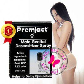 Chai xịt chống xuất tinh sớm Premjact – Duy trì cương cứng, kéo dài lên đến 30 phút
