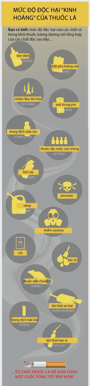 Lý giải tại sao thuốc lá là thủ phạm ảnh hướng tới chất lượng tinh trùng gây vô sinh và ung thư.