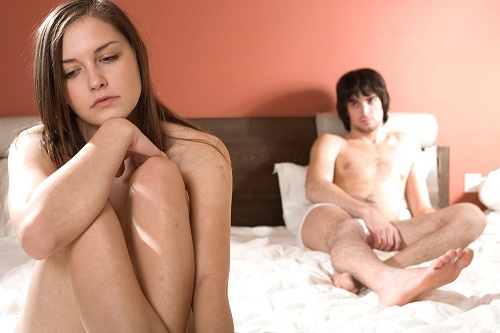 trục trặc tình dục ở nữ giới